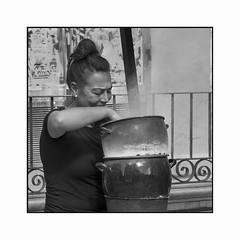 1/3 La castanera (- Cajn de sastre -) Tags: aprendiendodelosgrandes lo20 luisbayln blancoynegro blackandwhite bn bw marco framed frame mlaga spain espaa andalucia costadelsol