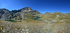 Lavorando nella tundra alpina (supersky77) Tags: betassa granbetassa avic parconaturaledelmontavic parcnatureldumontavic montavic aosta valledaosta lake lago lac montglacier