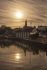 Eyemouth Harbour Scottish Borders (Colin Myers Photography) Tags: scottishborders scottish borders scotland sunny summer warmth sunset relaxing tranquil eyemouth harbour eyemouthharbour reflections calm sea coast scottishwater colin myers photography colinmyersphotography boat boats fisherman fishing