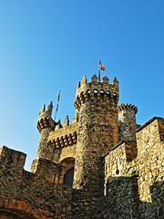 (ManuelAngel78) Tags: ponferrada elbierzo lon castillaylen espaa spain castillo castillodeponferrada templarios temple