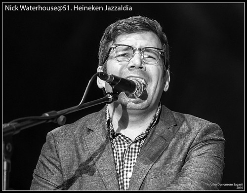 Nick Waterhouse@51. Heineken Jazzaldia
