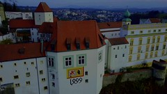 Passau | Drone Footage | Trailer (Flyte.) Tags: passau drone drones drohne birdsview love view vogelperspektive bavaria bayern germany german niederbayern city beautiful river rivers danube inn donau riverside castle colors colorful video