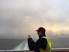 IMG_0677 (Muskebili) Tags: rainbow stormynight
