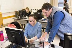 RRC_Selkirk_Campus-November_2016_030 (RedRiverCollege) Tags: rrc redrivercollege selkirk interlake november 2016 classroom