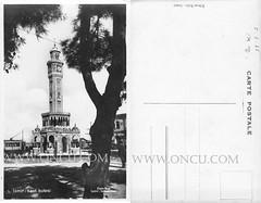 zmir (talatwebfoto1) Tags: yapi kule izmir 1935 siyahbeyaz 19231950