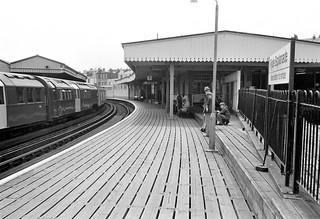 Ryde Esplanade station (1), 1977