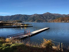 Lake Kawaguchi (-Faisal Aljunied-) Tags: mountfuji tokyo iphone7plus lakekawaguchiko faisalaljunied