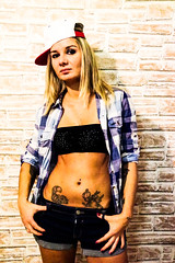 IMGP0394 (ildragocom) Tags: daniela ciampitti dnyl danielle ragazza girl bionda sexy bellezza model musica