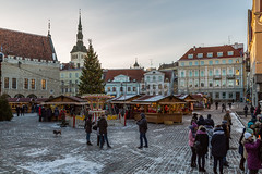 Christmas Market In Tallinn (AudioClassic) Tags: christmasmarket tallinn winter snow holydays december christmas new year season people square christmastree sprucetreebranch relaxation estonia oldtown city old medieval easterneurope balticcountries house church history horizontal spring urbanscene internationallandmark castle outdoors travellocations orthodox cityscape landscape tower cathedral day roof architecture famousplace