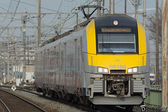 Gand-Gent-Dampoort Am08 Desiro 08186 (DiL Photos) Tags: infrabel croissrail sncb am96 bombardier alstom siemens vectron traxx class66 desiro am08 type 13 fret hkm cargo