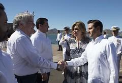 Da de la Armada 2016 (Mi foto con el Presidente MX) Tags: da armada2016 marina marinos estadodemxico estado epn enriquepeanieto