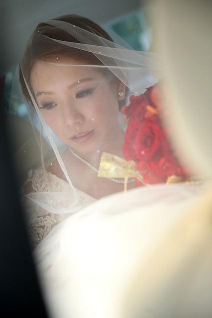 【新秘昀臻造型/Bride~Nina♥晶華酒店♥結婚】