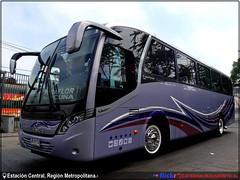 Bupesa.- (||Buses-de-chile|| E. Navarrete) Tags: neobus newroad 340 n10 mercedesbenz of1721 euro5 bupesa transportes autobus rural