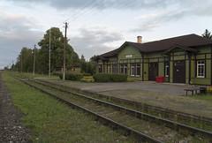 Daudzevas dzelzceļa stacija, 14.08.2016.