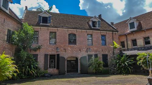 Fort Zeelandia museum