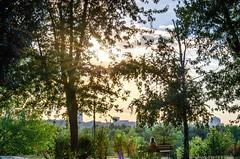 Sola (deVetal) Tags:  landscape   sun   rays   girl