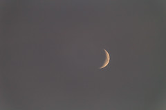 Moon (achudziak) Tags: mc 3m5ca mirror lens moon sky