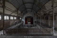 Showtime! (Kristel van de Laar Photography) Tags: abandoned decay beauty beautiful belgium urbex theatre stairs indoor window photography happiness laughter movies