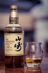 Smooth like butta (phuviano) Tags: yamazaki scotch whiskey whisky drinks alcohol japan smooth bokeh zeiss f18 85mm