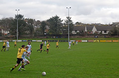 Porthleven 4, Godolphin Atlantic 1, Cornwall Senior Cup 2nd round, December 2016 (darren.luke) Tags: cornwall cornish football landscape nonleague grassroots porthleven fc godolphin atlantic
