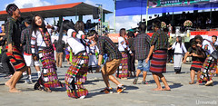 Colours of India (mala singh) Tags: dancing costumes people mizoram india