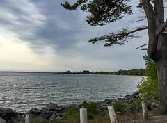 Love at First Sight (J&E Adventures) Tags: upperpeninsula landscape uppermichigan marquette michigancoast puremichigan iphone phonephotography up lake coastline lakesuperior michigan unitedstates us