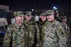 161123-Z-DZ751-110 (jim.greenhill) Tags: usaf airforce josephlengyel cngb cngblengyel nationalguardbureau ngb jointchiefsofstaff jcs timothykadavy darng darngkadavy armynationalguard arng mitchellbrush ngbsea ngbseabrush johnthomson 1stcavalrydivision troopvisit thanksgiving nationalguard usa army military jimgreenhill bagram afghanistan