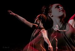 Dancer (multiple exposure) (Photo Alan) Tags: multipleexposure dancing dancer people student girl stage vancouver canada musican musician performer indoor