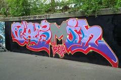 Jasmin (Ruhrgebiets Farben) Tags: graffiti 2002 hall fame schrenkamp tunnel gladbeck