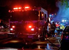 SJS Engine 13 (YFD) Tags: california usa canon fire action 911 sanjose firetruck fireengine ferrara sjfd emergency ems firedepartment spartan gladiator pumper eos7d