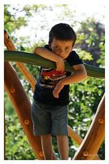 - sunny day - (mgphotografiz) Tags: portrait t enfant