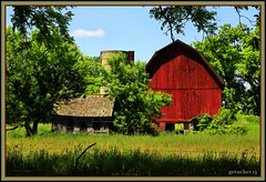 The Barn (the Gallopping Geezer 3.5 million + views....) Tags: house building home barn rural canon ruins decay michigan farm country structure business vacant southeast occupied decayed geezer dwelling adandoned 2013 tonemap