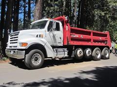 truck dump sterling