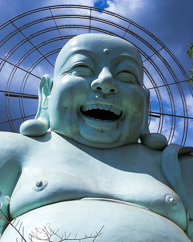Happy Buddha by etherlore, on Flickr