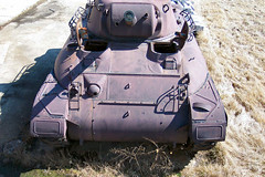 "M7 Light Tank (1) • <a style=""font-size:0.8em;"" href=""http://www.flickr.com/photos/81723459@N04/9402653210/"" target=""_blank"">View on Flickr</a>"
