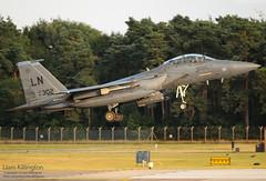 McDonnell Douglas F-15E 91-0302 LN RAF Lakenheath (liam.killington) Tags: nikon aircraft aviation military 300mm nikkor douglas usaf f4 mcdonnell ln d300 f15e fastjet usafe raflakenheath