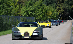 5400 hp (AK AutoMotive) Tags: green sport yellow hp grand east 1200 middle edition bugatti supercar spotting combo veyron vitesse molsheim hypercar
