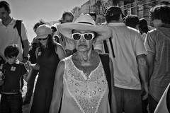 Woman with sunglasses, Athens (martin.mutch) Tags: