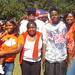 """CW FB Winner: Jacqui O'Neal '93 (far right) and her family at Homecoming 2011 • <a style=""""font-size:0.8em;"""" href=""""http://www.flickr.com/photos/49650603@N07/9773341083/"""" target=""""_blank"""">View on Flickr</a>"""
