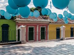 Otro Cielo Para Petare // Proyecto colectivo (Julio Csar Mesa) Tags: miguel arte caracas cielo miranda venzuela otro sucre instalaciones petare braceli