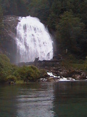 Chatterbox Falls 100 miles north