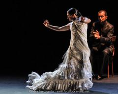 Mercedes Ruiz (Festival Flamenco! 2013) (Luca Fiaccavento) Tags: roma dance danza danse tanz flamenco auditorium mercedesruiz