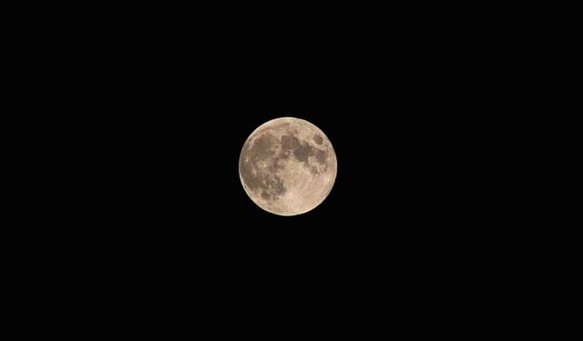Penumbral Lunar Eclipse (After)