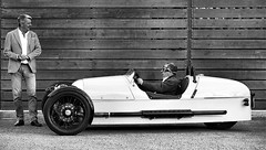 Morgan Motor Company sacked family boss for alleged misconduct? (iBSSR who loves comments on his images) Tags: charles company motor morgan