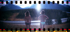 (Džesika Devic) Tags: canada film lomo lomography banff sprocketrocket