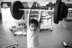 Strongman (espressoDOM) Tags: bw philadelphia blackwhite iron muscle dash flex strongman dashiel boyslife pumpyouup meuswe whysoserious pumpiron touchmuseum