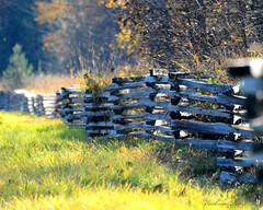 Zig Zag Fence (Explored) (misst.shs) Tags: autumn fall nature nikon idaho rails friday hff northidaho d70000 fencefriday fenchfriday fridayfence mcarthurlakerd