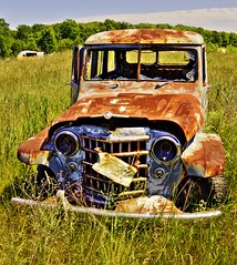 Early Willys Jeep