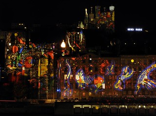 Lyon, Fête des Lumières 2012