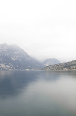 Riva del Garda (osti.andrea) Tags: sky mountain lake water clouds garda riva